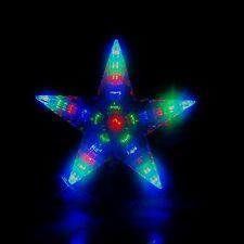 Mega LED Stern 50cm Blinkfunktion Weihnachten Lichterkette Christmas Leuchtstern