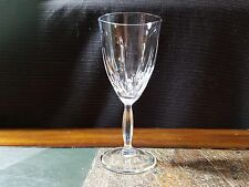 "Royal Crystal Rock ""Rcy1"" Wine Glass Goblet"