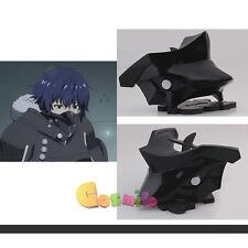 Tokyo Ghoul Kirishima Ayato Anime Mask FRP Cospaly Prop Black Gift Sa