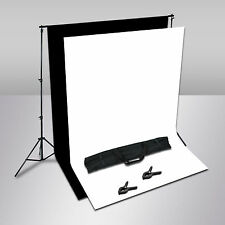 Photography Studio Background Bounced Indirect Lighting White Black Screen Kit