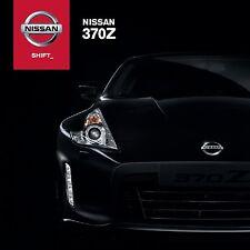 Nissan 370Z 09 / 2012 catalogue brochure slovaque Slovakia