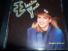 Debbie Gibson Electric Youth (German) CD - Like New