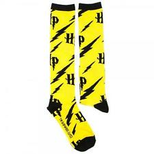 Harry Potter - Lightning Logo Knee High Socks - New & Official Warner Bros