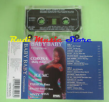 MC BABY BABY compilation 1995 CORONA ICE MC WINX ENVOY MINTY no cd lp dvd vhs