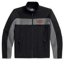 NWT Harley Davidson Soft Shell With Fleece Jacket Coat Size S Small 98532-13VM