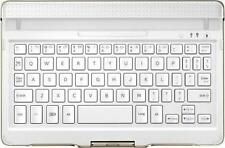 Genuine Samsung BLUETOOTH KEYBOARD Galaxy TAB S 8.4 Tablet original WHITE Cover