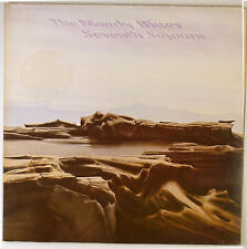 "12"" LP - The Moody Blues - Seventh Sojourn - B2970 - washed & cleaned"