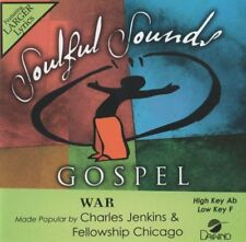 War Accompaniment CD By Charles Jenkins & Fellowship Chicago 2014 Soulful Sounds