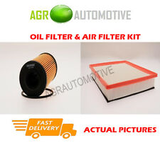 DIESEL SERVICE KIT OIL AIR FILTER FOR OPEL MOVANO 2.5 145 BHP 2003-10
