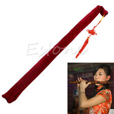 1PC Handmade Chinese Traditional Musical Instrument Bamboo Flute in D Key