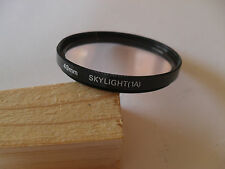 Skylight-Filter 1 A, 49mm, Top !