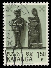 KATANGA 55 (Mi55) - Wood Carvings Issue (pa67202)