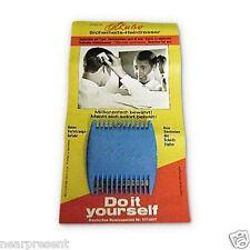 Haarschneider SZABO klein für 4 Schnittlängen Schneiden + Effilieren 2 Klingen