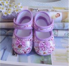 Baby Shoes Girl newborn shoes Soft Sole Crib Shoes Infant Children Kid Toddler