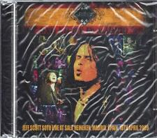 2 CD Box ♫ Compact disc **JSS~JEFF SCOTT SOTO~ONE NIGHT IN MADRID 2009** Nuovo