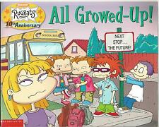 All Growed-Up  Rugrats Kathy West Jim Durk PB 2001