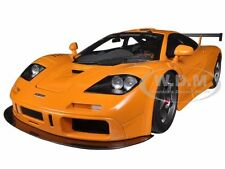 MCLAREN F1 LM EDITION HISTORIC ORANGE 1:18 DIECAST CAR MODEL BY AUTOART 76011