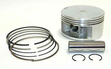 WSM Yamaha 660 Piston Kit 50-544K, OE 3YF-11631-00-X0