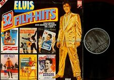 DLP--ELVIS PRESLEY--32 FILM HITS --NO POSTER