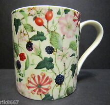Heron Cross Hedgerow Chintz Extra Large Bone China One Pint Pot Mug 18-20Floz