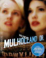 Mulholland Dr. [Blu-ray] New DVD! Ships Fast!