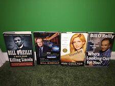 The O'Reilly Factor, Who's Looking Out For You?, Killing Lincoln, Ann Coulter