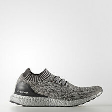 Adidas Ultra Boost Super Silver Uncaged Grey Metallic (BA7997) 10 Running Shoes