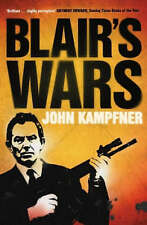 Blair's Wars,John Kampfner,New Book mon0000012580