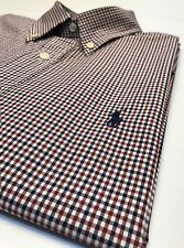 Ralph Lauren Multi Colour Check Shirt L