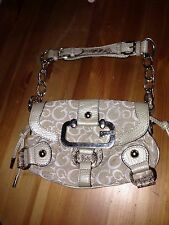 "⭐️NWT⭐️AUTHENTIC⭐️GUESS ""G"" Print Design With Snake Skin & Leopard bag/purse"