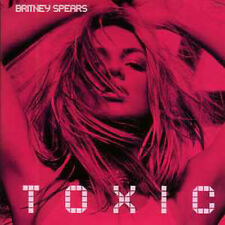 CD Single Britney SPEARS Toxic 2-Track  CARD SLEEVE +++