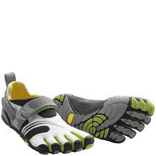 VIBRAM FIVEFINGERS W3651 KOMODOSPORT GREY/BLACK/GREEN Shoe Sz 42 9.5-10 US