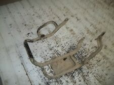 2006 YAMAHA GRIZZLY 125 REAR SKID PLATE
