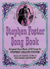 Dover Song Collections: Stephen Foster Song Book by Stephen Foster and...