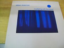 WILLIAM ACKERMAN CONFERRING WITH THE MOON  LP MINT- WINDHAM HILL GERMANY