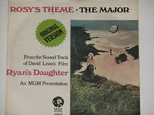 "Rosy's Theme / The Major - Ryan's Daughter - Soundtrack- 7"" 45 OST"