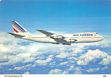 Air France Boeing 747 Photo by courtesy of Air France