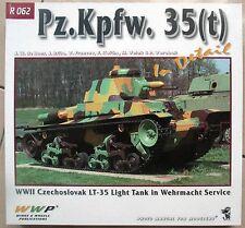 PZ.Kpfw.35(t) in Detail -WW11 Czechoslovak LT-35-WWP 2011