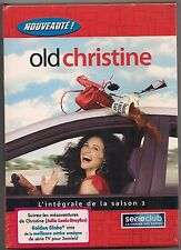 OLD CHRISTINE - INTEGRALE SAISON 1 - COFFRET 2 DVD NEUF