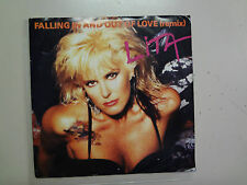 "LITA FORD:(From Runaways)Falling In And Out Of Love(Remix)4:07-U.S. 7"" 88 DJ PSL"