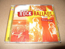 The Ultimate Rock Ballads Collection Burning Heart 2 cd Time Life New not sealed