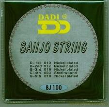 5 STRING BANJO STRINGS - FOLK COUNTRY