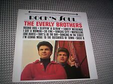 THE EVERLY BROTHERS  ROCK' N SOUL LP GERMAN PRESSING 1965