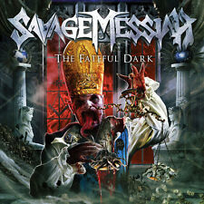 "Savage Messiah ""The Fateful Dark"" CD - NEW"