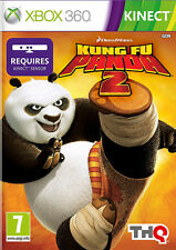 Kung Fu Panda 2 ~ XBox 360 Kinect Game (in Great Condition)