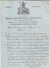 V390-REP.CISALPINA-EN TETE MODENA X S.MARTINO  1798