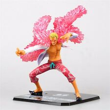 One Piece Action Figure Donquixote Doflamingo Joker PVC model Toys 19cm with box