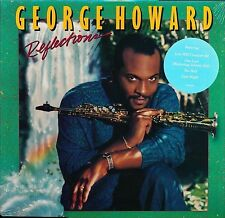 GEORGE HOWARD REFLECTIONS MCA 42145 LP PROMO