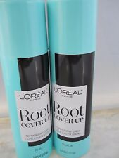 LOreal  Hair Color Root Cover Up,  Black, 2 OZ each (2pk bundle)