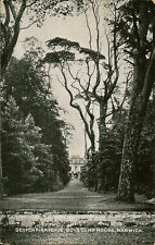 WARWICK ( Warwickshire) :  Scotch Fir Avenue,Guy's Cliff House-ETW DENNIS